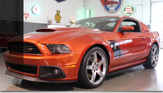 2013 Ford Mustang Roush Stage 3 Premier Edition - Muscle Cars Blog