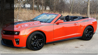 2013 NicKey ZL-1 Camaro Convertible Stage II 850hp - Muscle Cars Blog