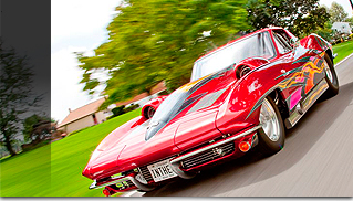 1963 Chevrolet Corvette 2600 HP- World's Fastest Street Legal Corvette - Muscle Cars Blog