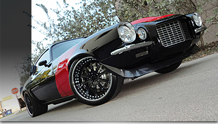 1970 Chevrolet Camaro Show/Pro Touring - Muscle Cars Blog