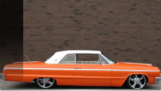 1964 Chevrolet Impala SS with Lots of Features - Muscle Cars Blog