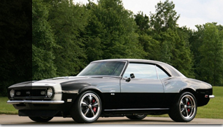 1968 Chevrolet Camaro C5R - 2013 Goodguys Muscle Machine of the Year Finalist - Muscle Cars Blog