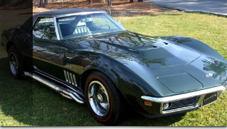 1969 Berger Corvette 427 VERY RARE 1 OF 2 - Muscle Cars Blog
