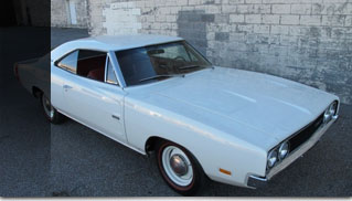 1969 Dodge Charger 500 HEMI - Muscle Cars Blog
