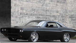 "1970 Dodge Challenger ""Insidious"" - Muscle Cars Blog"