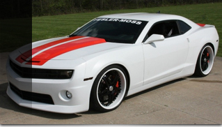 2010 Chevrolet Camaro Fesler-Moss - Muscle Cars Blog