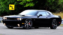CEO Sergio Marchionne's Customized 2011 Dodge Challenger SRT8