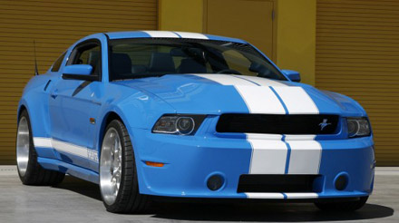 Shelby Performance Wide Body Kit for 2010-2014 Ford Mustang