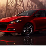 2014 Dodge Dart SXT Blacktop Debuts At NAIAS