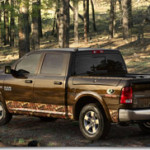 2014 Ram 1500 Mossy Oak Edition Adds To Ram's Lineup