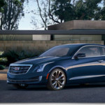 Cadillac Reveals The Luxury 2015 ATS Coupe