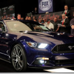 First Production 2015 Ford Mustang GT Sells For $300,000