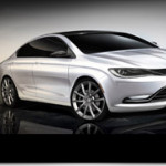 Moparized Version Of 2015 Chrysler 200 Shown At NAIAS