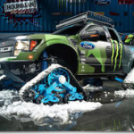 Ken Block Shows His Vision For Ford F-150 RaptorTRAX