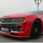 Chevrolet Camaro Vortice By E. Milano