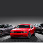 2014 SRT Satin Vapor Editions Unveiled At Chicago Auto Show