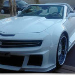 Custom 2012 Chevrolet Camaro SS Found On Craigslist