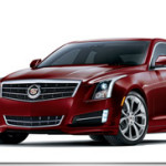 Cadillac Shows 2015 ATS Crimson Sport Edition