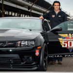 Chevrolet Introduces Camaro Z/28 Indy 500 Pace Car