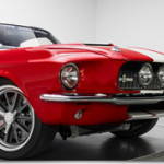 1967 Ford Shelby GT500 Tribute RK527