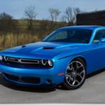 2015 Dodge Challenger Debuts In New York