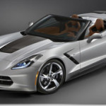 Chevrolet Shows Corvette Stingray Pacific Coupe And Atlantic Convertible