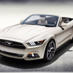 One-Off 2015 Ford Mustang Convertible To Support MS Society