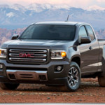 2015 GMC Canyon Adds OnStar 4G LTE