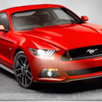 New Airbag Design For 2015 Ford Mustang