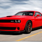 707 HP Makes 2015 Dodge Challenger SRT Hellcat Most Powerful Musclecar