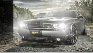 2014 OCT Tuning Dodge Challenger SRT8-700 Front