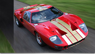 Superformance GT40 Le Mans Coupes