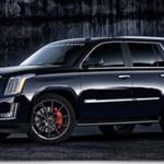 2015 Cadillac Escalade 557 HP Supercharged Engine Upgrade