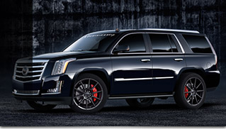 2015 Hennessey Cadillac Escalade 557HP