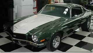 1970 Dick Harrell 454 Camaro