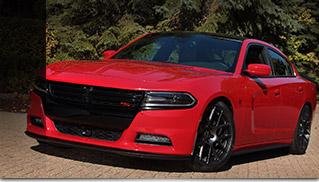 2015 Dodge Charger RT Mopar Concept Front Angle