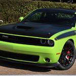 2015 Mopar Dodge Challenger T/A Concept