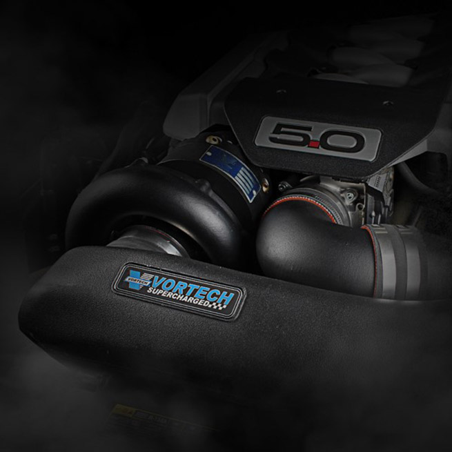 2015 Vortech Superchargers Ford Mustang