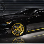 2015 Ford Mustang by Galpin Auto Sports
