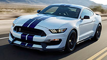 2016 Ford Mustang Shelby GT350 [VIDEO]