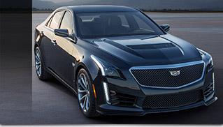 2016 Cadillac CTS-V Front Angle