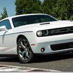 2015 Dodge Challenger Earns 5-star Safety Rating