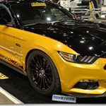 Ford Mustang with FlowForm FF15 from HRE