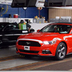 Keys to The First 2015 Mustang Convertibles Will Be in Customers Hands Shortly