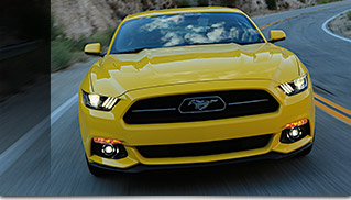AM Builds Customer 2015 Ford Mustang GT
