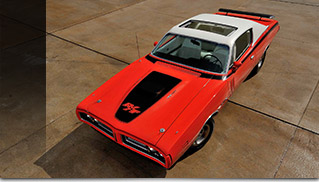 1971 Dodge Hemi Charger RT