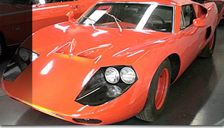 1973 Ford GT-40