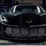 PDR700 Widebody Aerodynamik-Kit for Chevrolet Corvette Stingray C7