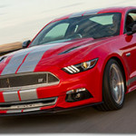 Shelby American Launches 2015 Shelby GT Muscle Car