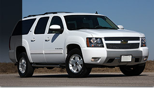 Hennessey Chevrolet Suburban HPE500 Front Angle